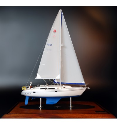 Catalina 36 MK II custom model