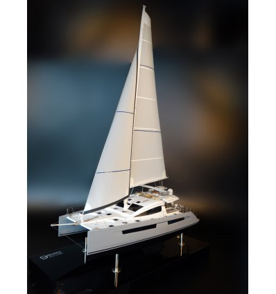 Privilège Série 6 catamaran custom model