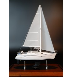 Beneteau Oceanis Clipper 331 custom model