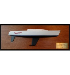 J105 custom half hull