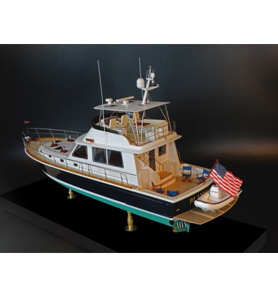 Grand Banks Eastbay 58 custom model