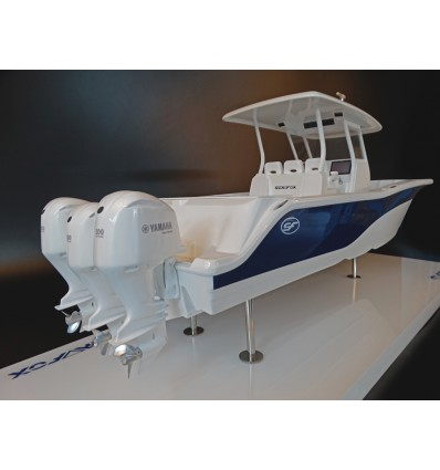 Sea Fox 368 Commander custom model