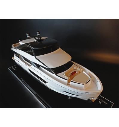 Ocean Alexander 84R custom model