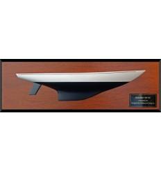 Columbia 50 half hull