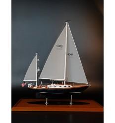 Hinckley Bermuda 40 custom model