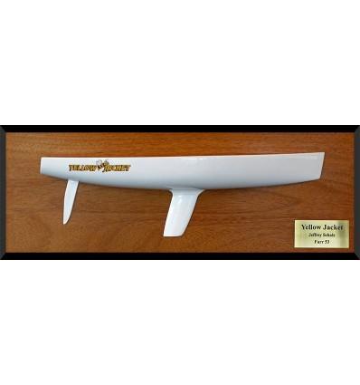 Farr 53 custom half hull
