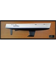 Beneteau 46 custom half hull