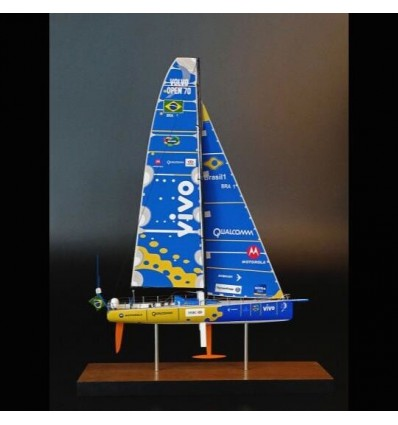 Volvo Ocean Race 70 - Brasil 1 - 2005-2006 desk model