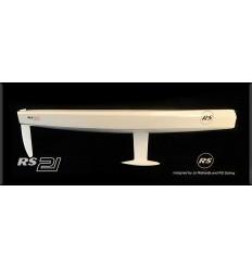 RS 21 custom half hull
