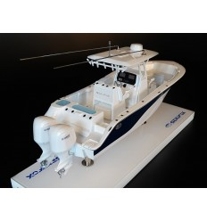 Sea Fox 288 Commander custom desk model