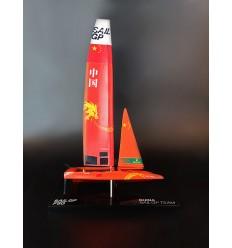 Sail GP CHINA desk model