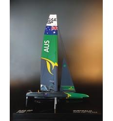 Sail GP AUSTRALIA desk model