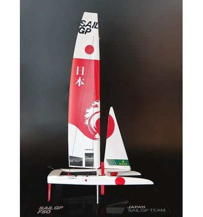 Sail GP JAPAN desk model