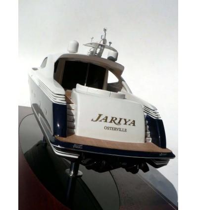 Mc Mullen & Wing Jariya Highspeed Motoryacht 84'