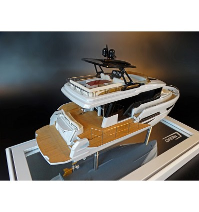 Okean Yacht 50 custom model