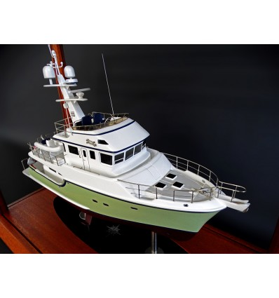 Nordhavn 55 custom model