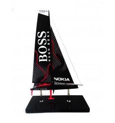 Alex Thomson racing's new 2020 HUGO BOSS yacht