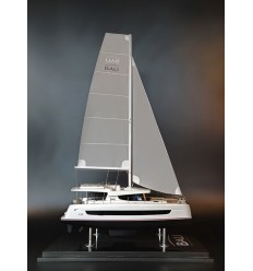 Bali 4.8 Catamaran custom model