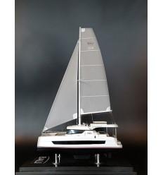 BALI 4.1 Voile or BALI CATSPACE catamaran custom model
