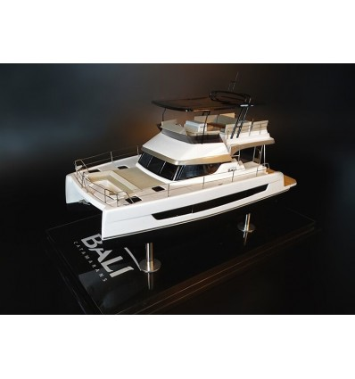 BALI 4.1 MY or BALI CATSPACE MotorYacht catamaran custom model