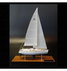Dufour 34 desk model