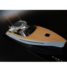 Canard Yachts, E-Motion 45 Open custom model