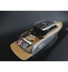 Canard Yachts, E-Motion 45 Salon Express custom model