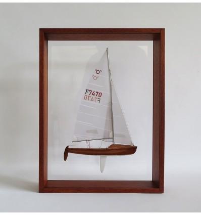 Galletti 505 framed half model