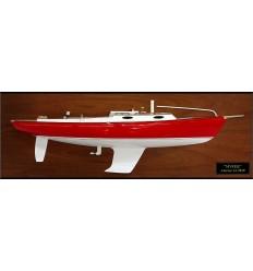 Alerion Express 33 very large half model