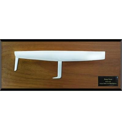 Viper 640 custom half hull