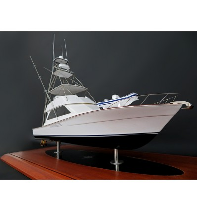 Viking 58 Convertible custom model