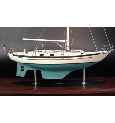 Pacific Seacraft 37 custom model