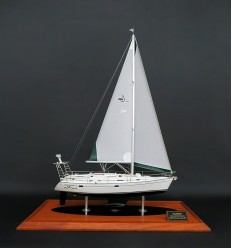 Beneteau Oceanis 381 custom model