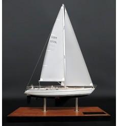 Nautor Swan 51 desk model
