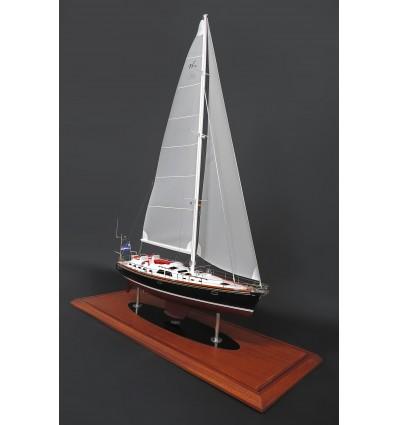 Hylas 70 custom model