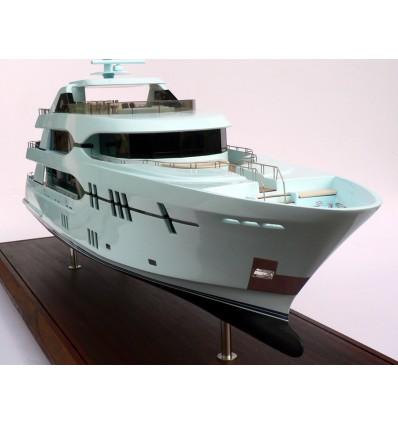 Ocean Alexander Megayacht 125