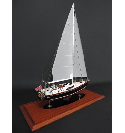 Hylas 63 custom model