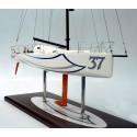 """Owen Clarke Design Class 40 Open Racing Yacht """"Cutlass"""""""