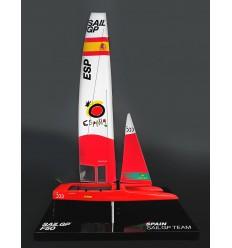 Sail GP SPAIN desk model