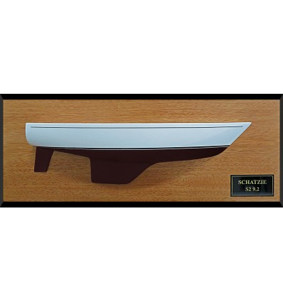 S2 9.2 custom half hull