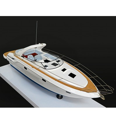 BAVARIA SPORT 34 custom model