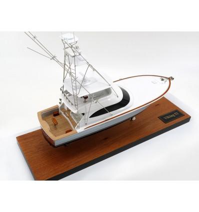 Viking 52 custom desk model