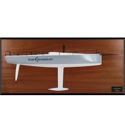 Ker 40 custom half model with deck details