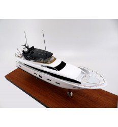 Hatteras 105 RPH custom desk model