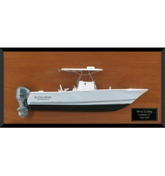 Southport 27 custom half model with deck details