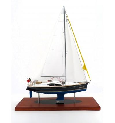 Jeanneau Sun Odyssey 45DS custom model