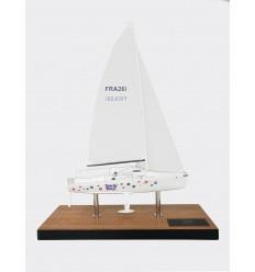Melges 24 desk model replica