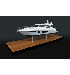 Sea Ray L650 Express desk model