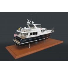 Grand Banks Aleutian 64 custom model