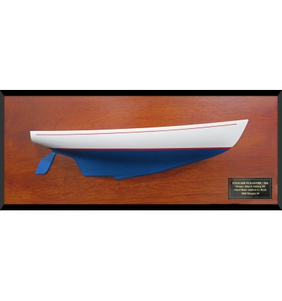 Morgan 30 Centerboard custom half hull